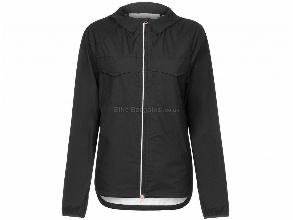 Levi's Commuter Windbreaker Jacket M, Black, Men's, Long Sleeve, Polyester