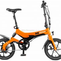 MiRiDER One Folding Alloy Electric Bike 2020