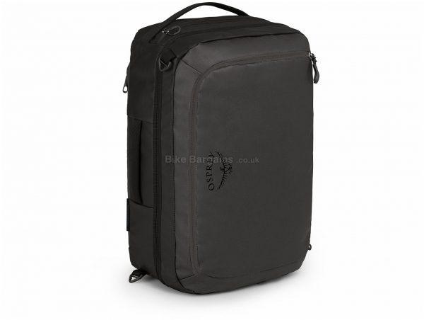 Osprey Transporter Global Carry-On 38 Litre Bag 38 Litres, Red, 50cm, 34cm, 27cm, 1.13kg, Nylon