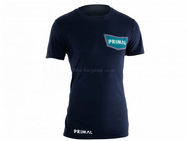 Primal Neon Sign T-Shirt XXL, Black, Men's, Short Sleeve, Cotton