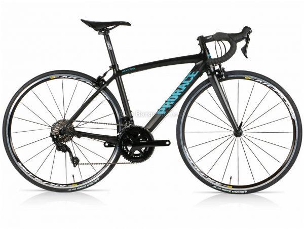 Prorace Nemesis 105 Mix Carbon Road Bike S, Black, Blue, 700c wheels, Caliper Brakes, 22 Speed, Double Chainring, Carbon Frame