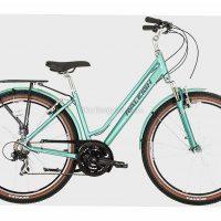 Raleigh Pioneer Trail Low Step Alloy City Bike