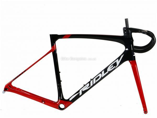 Ridley Fenix SLC Disc Carbon Road Frame M, L, Black, Red, Carbon Frame, 700c wheels, Disc Brakes,