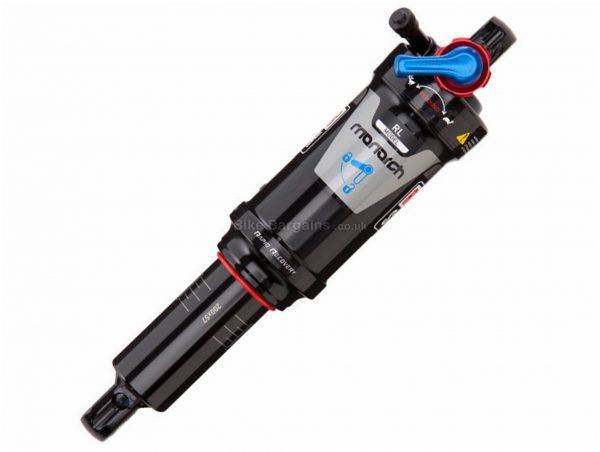RockShox Monarch RL MTB Rear Shock 165mm, 38mm, Black, Grey, MTB usage, 215g