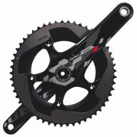 SRAM Red Exogram 10 Speed Carbon Double Chainset