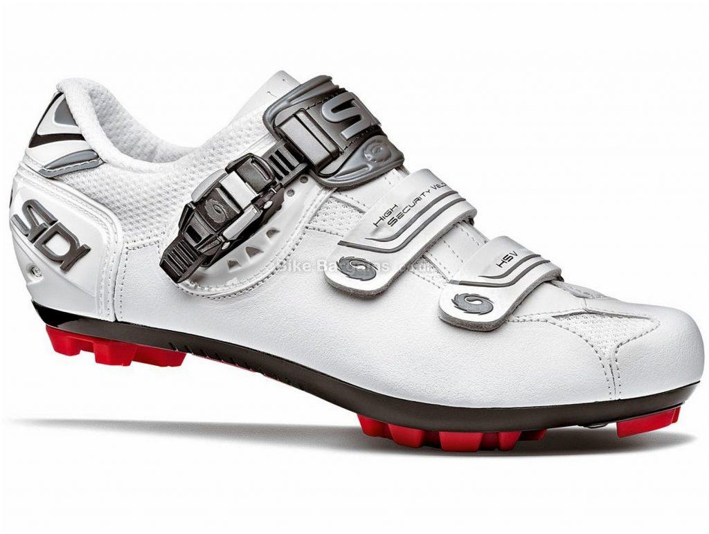 Sidi Eagle 7 SR Shadow MTB Shoes 37, Black, Men's, Boa, Velcro Fastening