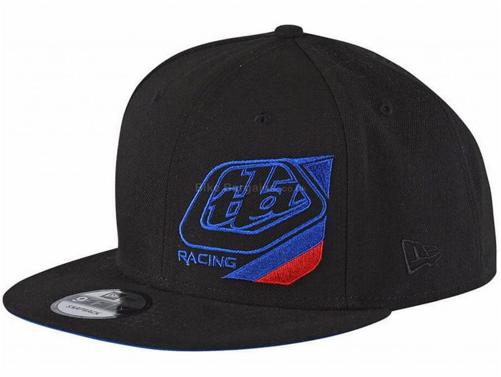 Troy Lee Designs Youth Precision Snapback Cap One Size, Grey, Polyester