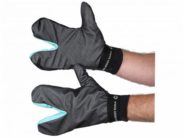 Assos Shell S7 Gloves XS,S, Black, Full Finger, Neoprene