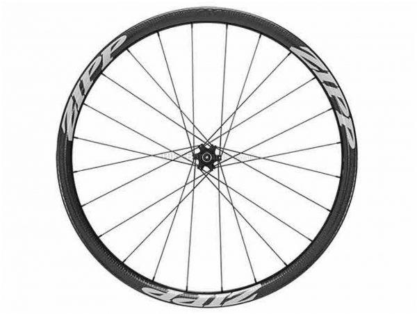 Zipp 202 Firecrest Carbon Tubeless Disc Rear Wheel 700c, Black, White, Rear, 10 / 11 Speed, Rear, Disc, Carbon