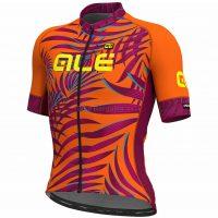 Ale Graphics PRR MC Sunset Short Sleeve Jersey