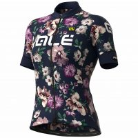 Ale Ladies Graphics PRR Fiori Short Sleeve Jersey