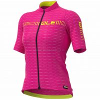 Ale Ladies Graphics PRR Green Road Short Sleeve Jersey