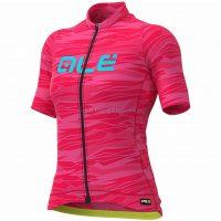 Ale Ladies Graphics PRR Rock Short Sleeve Jersey