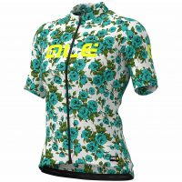 Ale Ladies Graphics PRR Roses Short Sleeve Jersey