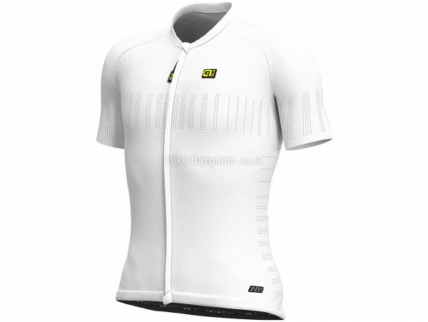 Ale R-EV1 MC Cooling Short Sleeve Jersey XXL, some are slightly extra, Black, Red, Men's, Short Sleeve, Polyester, Elastane