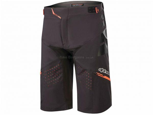 "Alpinestars Drop Pro Shorts 28"", Blue, Men's, Polyamide, Polyester, Elastane"