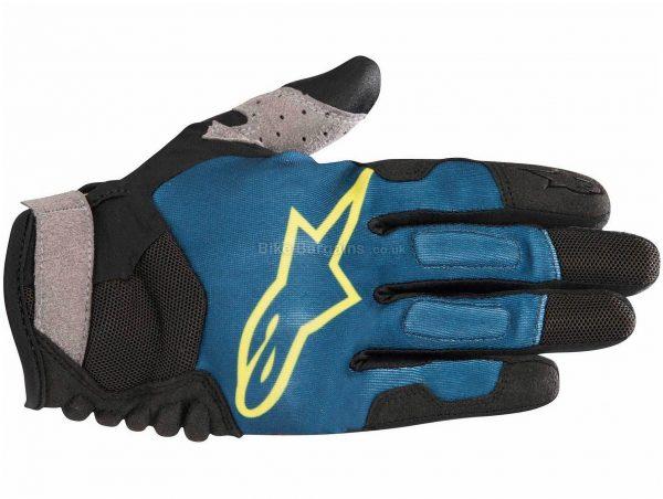 Alpinestars Linestorm Gloves XXL,XXXL, Yellow, Black, Men's, Full Finger, Polyamide, Polyurethane, Elastane