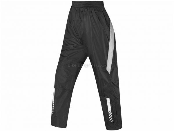 Altura Ladies Nightvision 3 Waterproof Over Trousers 18, Black, Ladies, Polyester