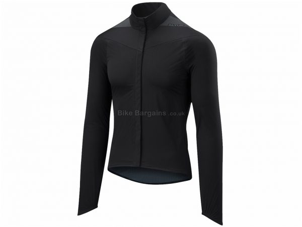 Altura Race Waterproof Jacket 2019 L, Black, Orange, Men's, Long Sleeve, Polyester