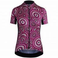 Assos Ladies Uma GT Patterned Short Sleeve Jersey