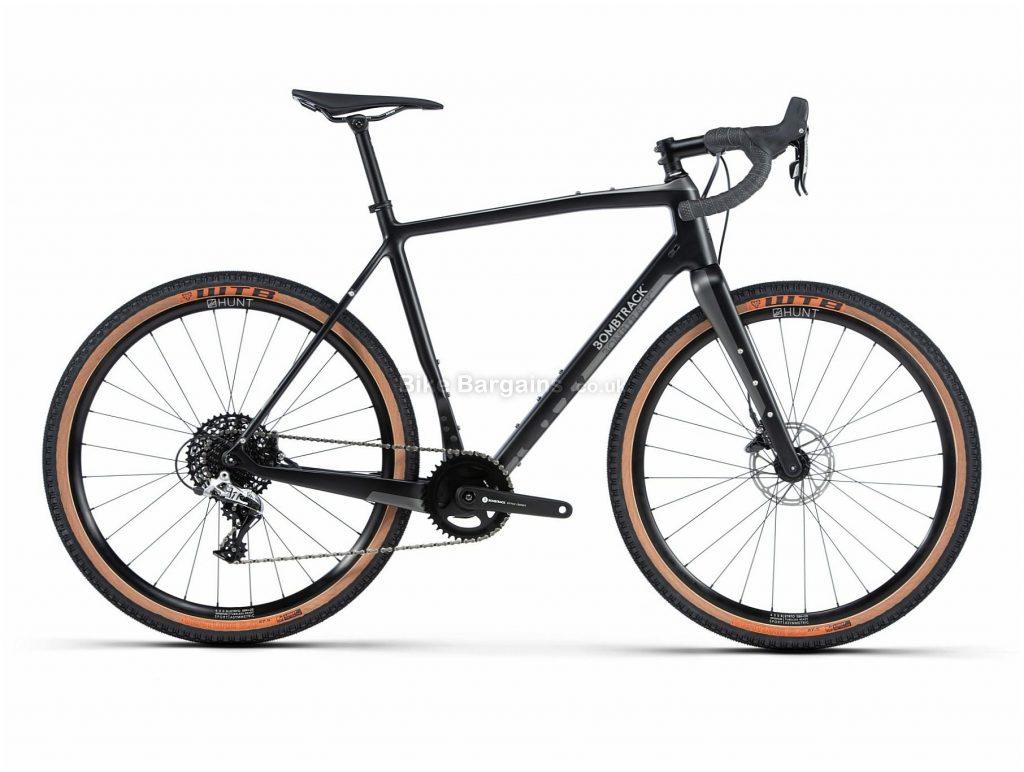 "Bombtrack Hook Ext C Carbon All Road Bike 2020 L, Black, Carbon Frame, 27.5"" Wheels, Disc Brakes, Single Chainring, Men's, 11 Speed, 9.6kg"