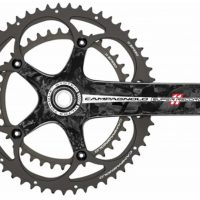 Campagnolo Super Record TI Ultra-Torque 11 Speed TT Chainset