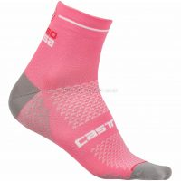 Castelli Ladies Rosa Corsa 2 Socks