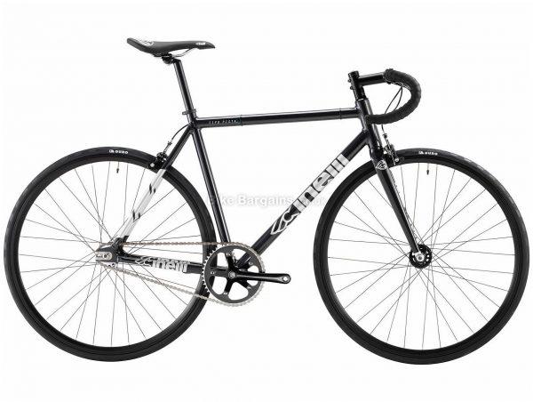 Cinelli Tipo Pista Alloy Track Bike 2019 XS, Grey, Alloy Frame, Single Speed, Caliper Brakes, 700c Wheels, Single Chainring, 7.8kg