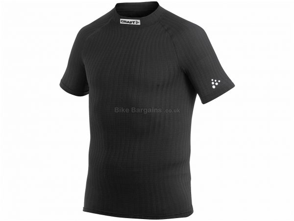 Craft Active Extreme CN Short Sleeve Base Layer S, Red, White, Blue, Men's, Short Sleeve, Polyester