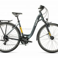 Cube Touring Easy-Entry Alloy City Bike 2021
