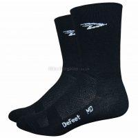 DeFeet Aireator D-Logo Double Cuff Socks