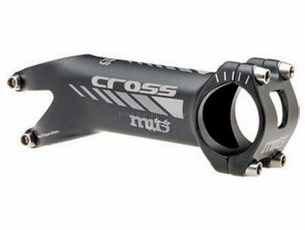 Deda Mud Cross Team 70 Degrees MTB Stem 31.8mm, 110mm, Black, 125g, Alloy