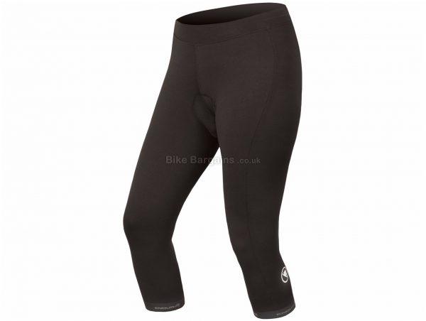 Endura Ladies Xtract Tights XS, Black, Ladies, Tight, Nylon, Polyester, Elastane