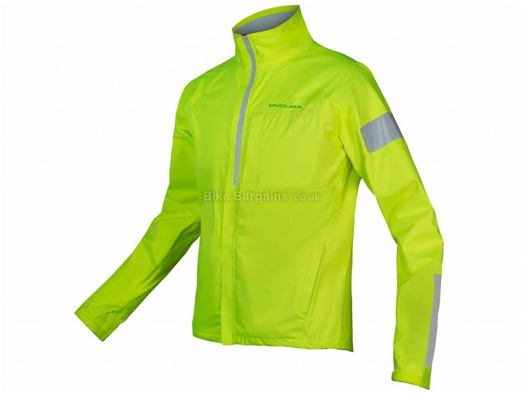 Endura Urban Luminite Jacket XS,S,M,L,XL,XXL, Blue, Men's, Long Sleeve, Polyester