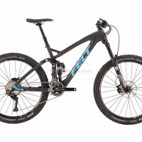 Felt Decree 2 Carbon Full Suspension Mountain Bike 2017