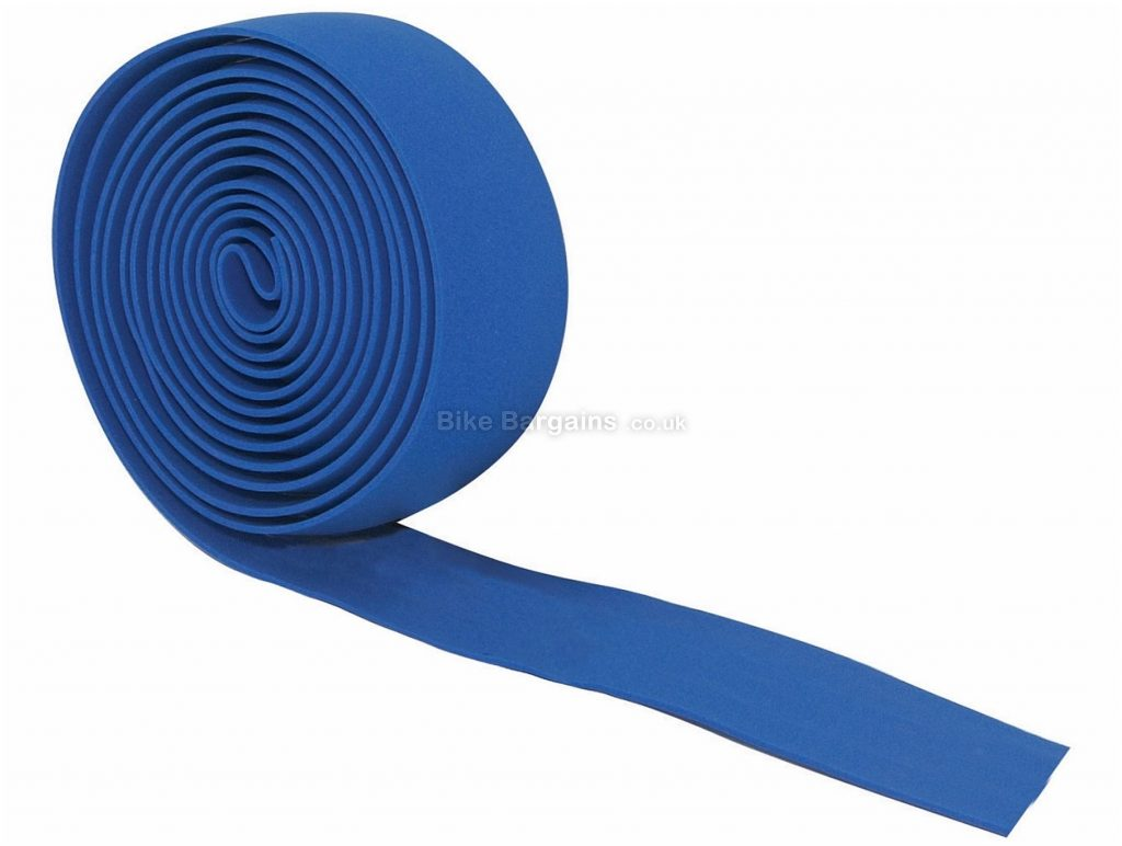 Force Silicone Foam Bar Tape One Size, Blue, Green, Pink, White, Silicone