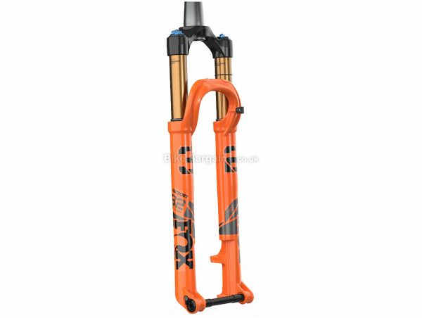 """Fox 32 Float Factory SC FIT4 Tapered MTB Suspension Forks 29"""", 100mm, Orange, Tapered, Suspension, Disc, Alloy"""