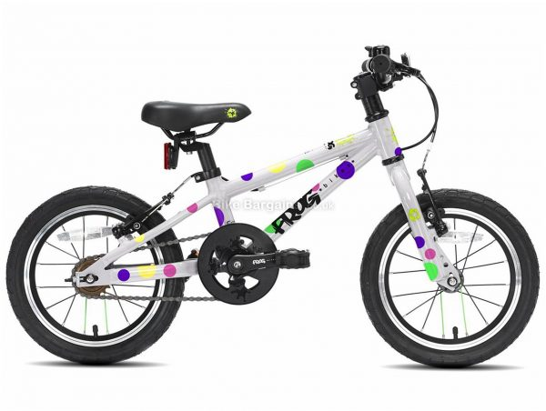 "Frog 40 Alloy Kids Bike 7"", Red, 14"" wheels, Alloy Frame, Single Speed, Single Chainring, Caliper Brakes, 6.46kg"