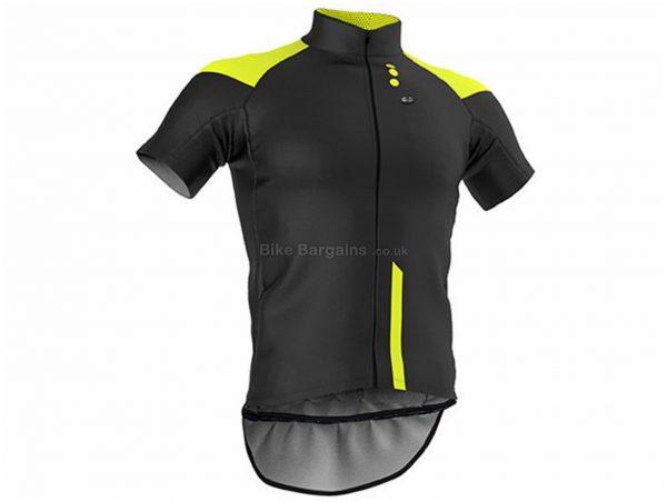 GSG Hydra 1/2 Racing Short Sleeve Jersey M, Black, Yellow, Red, Blue, Orange, Men's, Short Sleeve, Polyester