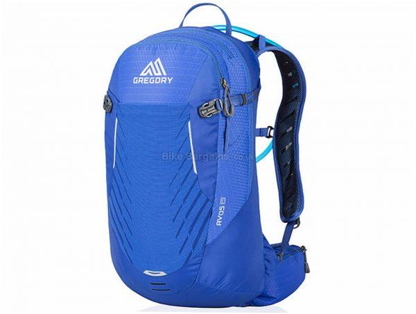Gregory Avos 15 Backpack 15 Litres, Blue, 46cm, 23cm, 20cm, 860g, Nylon, Polyester
