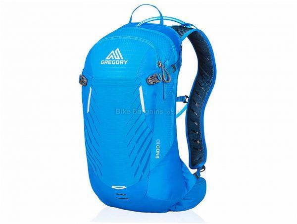 Gregory Endo 10 Backpack 10 Litres, Blue, 49cm, 23cm, 20cm, 920g, Nylon, Polyester