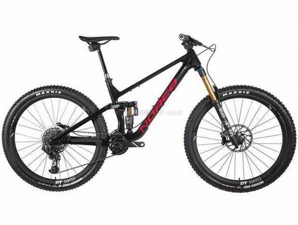 "Norco Sight C SE 29 Carbon Full Suspension Mountain Bike 2020 M,XL, Black, Red, Carbon Frame, 29"" Wheels, Full Suspension, Disc Brakes, Single Chainring, Men's, 12 Speed"