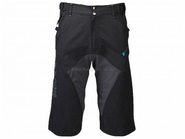 Polaris AM 500 Repel MTB Shorts M, Black, Men's, Baggy, Polyester