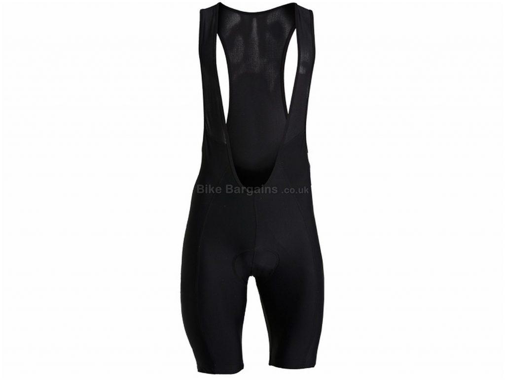 Polaris Omnium Road Bib Shorts S,XXL, Black, Men's, Gel, Lycra