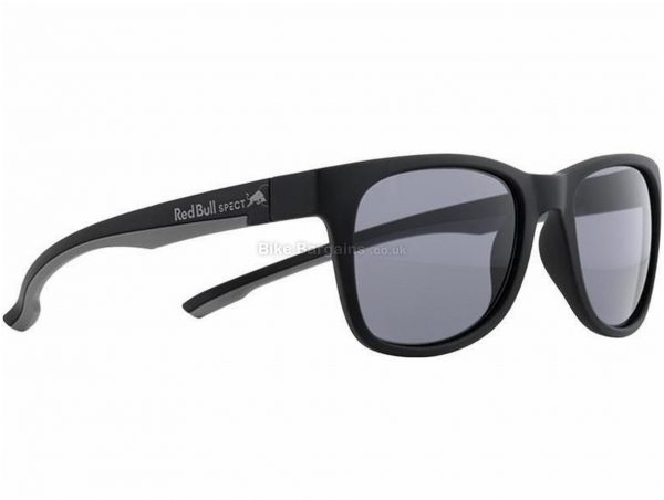 Red Bull Spect Eyewear Indy Sunglasses One Size, Black, Grey, Unisex, Polycarbonate