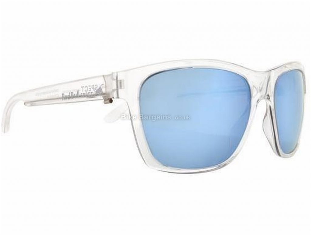 Red Bull Spect Eyewear Wing2 Sunglasses Transparent, Blue, One Size, Men's, Polycarbonate