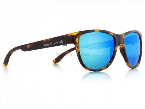 Red Bull Spect Eyewear Wing3 Sunglasses One Size, Transparent, Blue, Black, Unisex, Polycarbonate