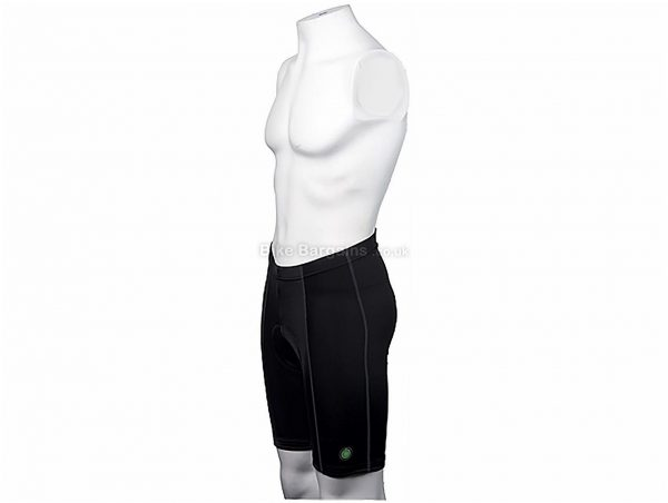 Ride Clothing Prologue Premier Shorts S, Black, Men's, Tight, Lycra, Polyester