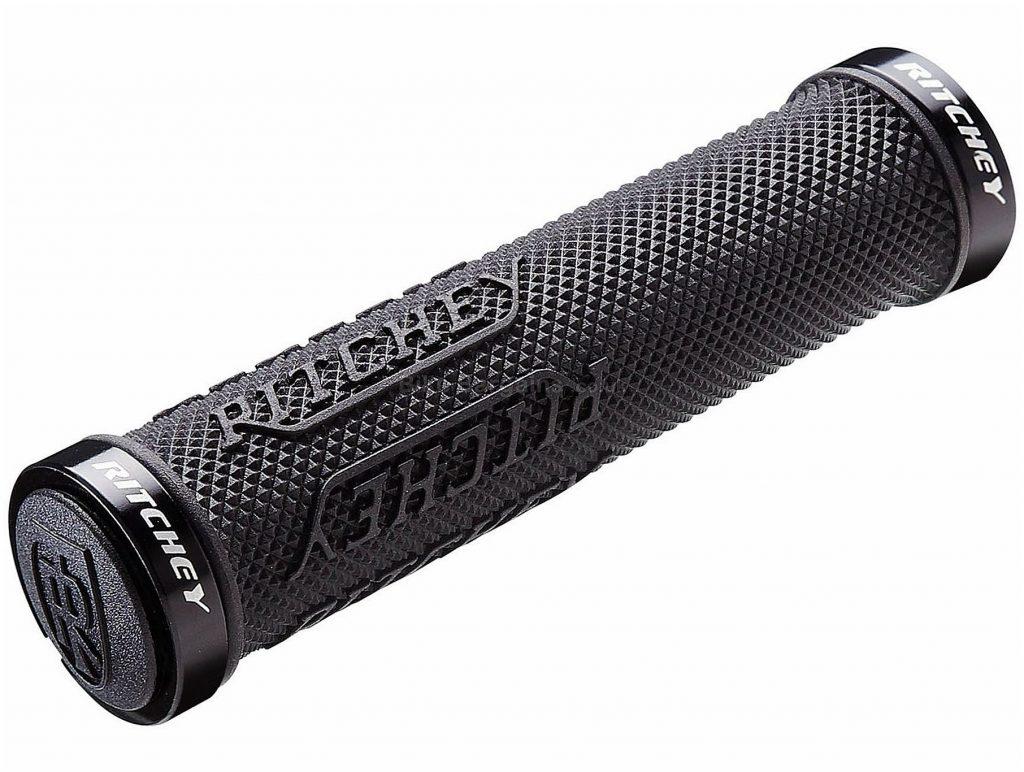 Ritchey WCS TrueGrip X Locking Grips 130mm, 30mm, Green, 93g, Rubber