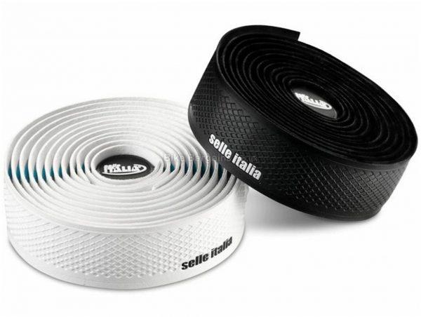 Selle Italia Shock Absorber Kit Handlebar Tape One Size, White, Nylon, Rubber, Road usage